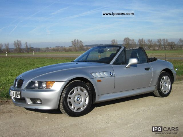 1998 bmw z3 convertible leather car photo and specs. Black Bedroom Furniture Sets. Home Design Ideas