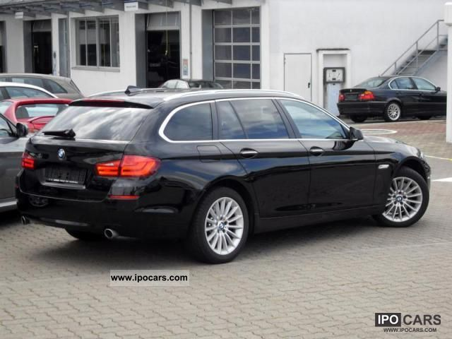 2010 bmw 535d touring head up display active steering usb car photo and specs. Black Bedroom Furniture Sets. Home Design Ideas