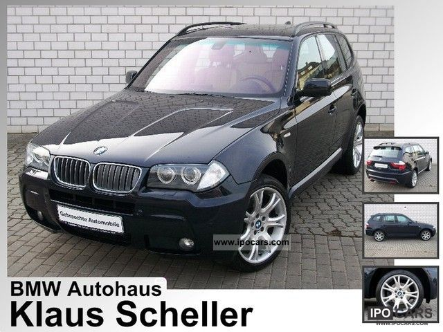 2006 bmw x3 xdrive30d m sports package bluetooth navi. Black Bedroom Furniture Sets. Home Design Ideas