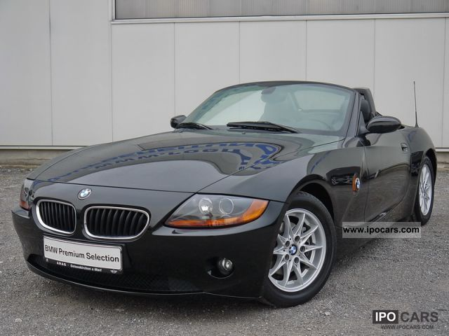 2003 bmw z4 roadste car photo and specs. Black Bedroom Furniture Sets. Home Design Ideas