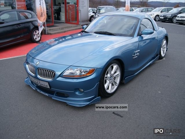 2003 BMW  Z 4 Roadster 3.0i doors - Climate, Navi, Xenon Cabrio / roadster Used vehicle photo