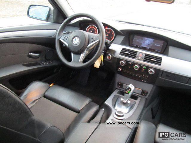 2008 bmw 530d touring auto xenon advantage innovat car photo and specs