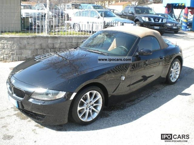 2007 BMW  Z4 Roadster 2.0i cat Cabrio / roadster Used vehicle photo