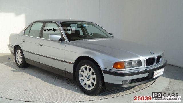 1996 bmw 725 tds car photo and specs. Black Bedroom Furniture Sets. Home Design Ideas
