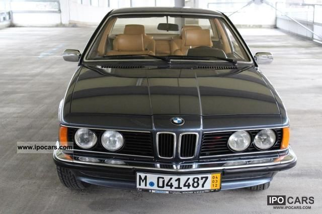1977 BMW  630CS restored with original mileage Sports car/Coupe Classic Vehicle photo