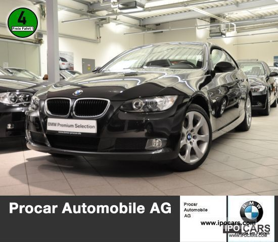 2009 BMW  320i Coupe Navi climate control bi-xenon Sports car/Coupe Used vehicle photo