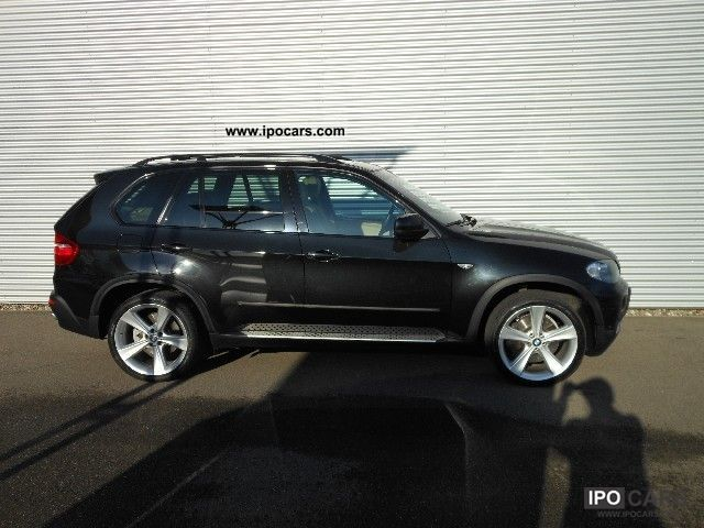 2008 Bmw X5 4 8i Sport Package Navi Heater Entertain Car Photo And