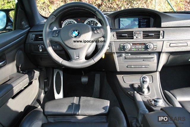 Harman Kardon Car Audio: 2010 BMW M3 Drivelogic Navi Xenon PDC Leather Harman