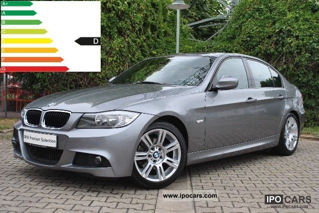 2010 Bmw 318i M Sport Package Navi Klimaautom Heated