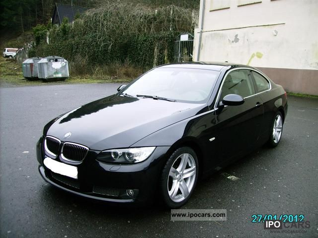 BMW I Coupe Car Photo And Specs - Bmw 335i 2008 coupe