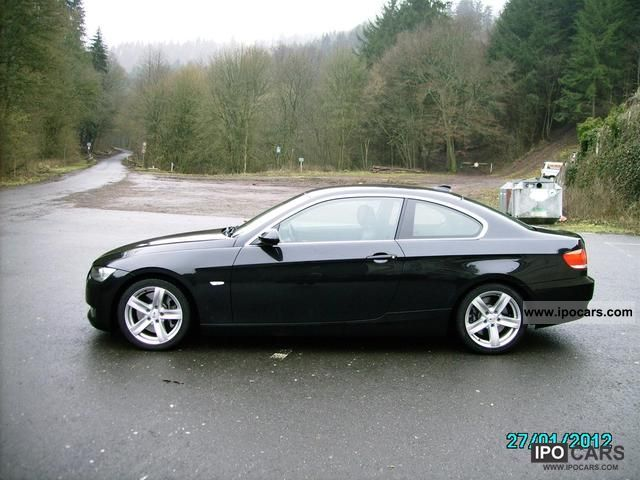 2008 bmw 335i coupe car photo and specs. Black Bedroom Furniture Sets. Home Design Ideas