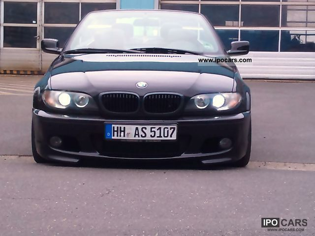 2003 bmw e46 m sport package car photo and specs. Black Bedroom Furniture Sets. Home Design Ideas