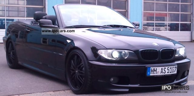 2003 Bmw E46 M Sport Package Car Photo And Specs