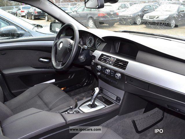 2008 Bmw 520d Review Auto Cars