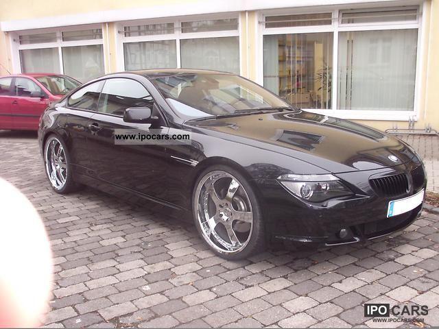 BMW Ci Car Photo And Specs - Bmw 645 2005
