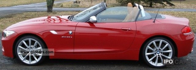 2011 Bmw Z4 Sdrive35is With Dkg Car Photo And Specs