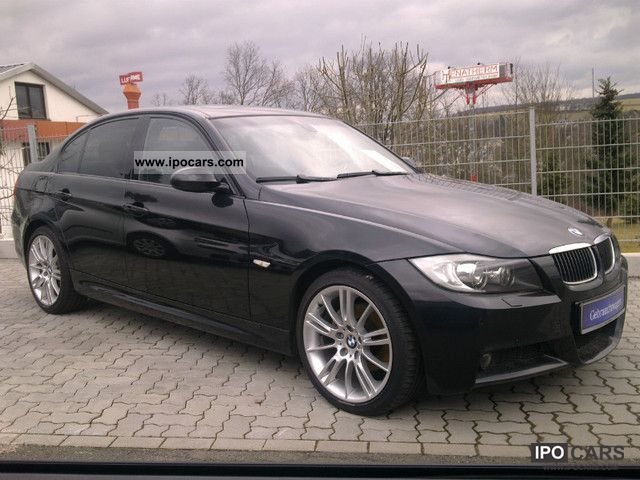 2006 Bmw 325i M Sport Package Limousine