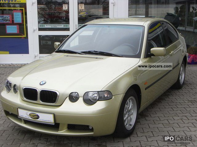 2001 bmw 316 ti car photo and specs. Black Bedroom Furniture Sets. Home Design Ideas