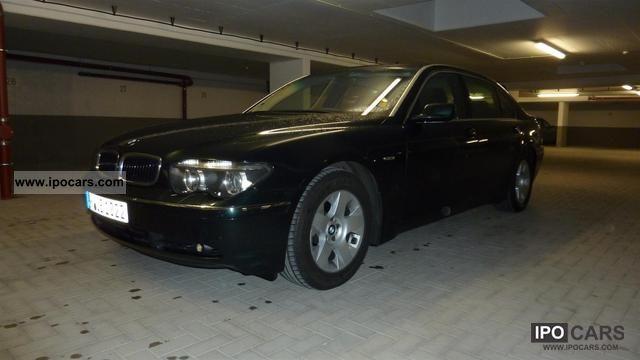 BMW  735Li 2003 Liquefied Petroleum Gas Cars (LPG, GPL, propane) photo
