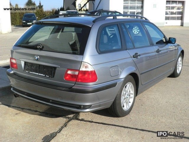2005 bmw 316i touring comfort car photo and specs. Black Bedroom Furniture Sets. Home Design Ideas