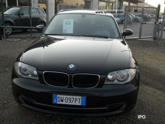 2009 BMW  116 d cat 3 porte DPF (2009/11\u003e 2010/01) Small Car Used vehicle photo