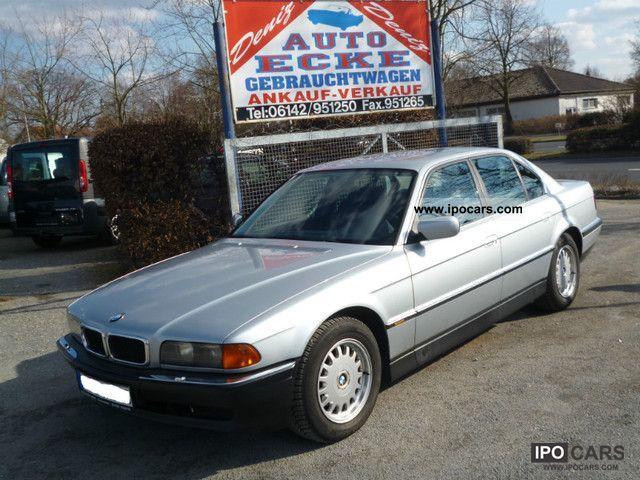 1996 BMW  730i * AUTO * Klimaautom * LEATHER * XENON * NAVI * 2 * EURO Limousine Used vehicle photo