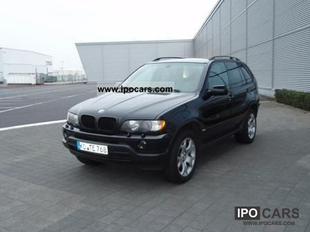 2001 Bmw X5 Off Road Vehicle Pickup Truck Used Photo