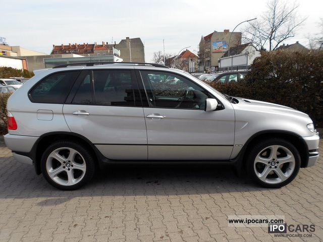 2002 Bmw X5 4 6is Sport Package With Only 61 000km Off Road Vehicle Pickup Truck