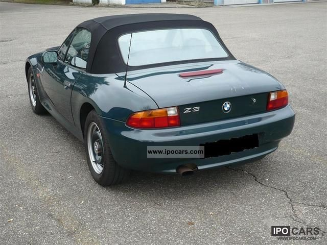 1997 Bmw Z3 Roadster 1 8 Car Photo And Specs