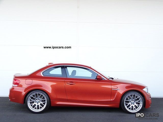 2012 Bmw 1 Series M Coupe Export 39 900euro Car Photo And Specs