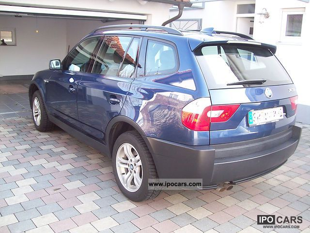 2004 bmw x3 car photo and specs. Black Bedroom Furniture Sets. Home Design Ideas