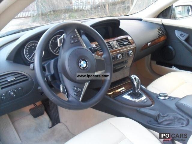2008 BMW 635d 635d Coupé 6 Series catCoupè CAT Prezzo was - Car ...