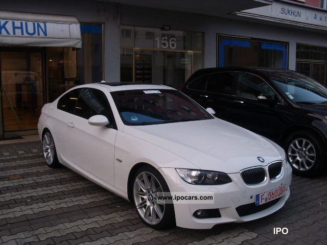 2009 BMW  335i Coupe Aut. M Sport Package Sports car/Coupe Used vehicle photo