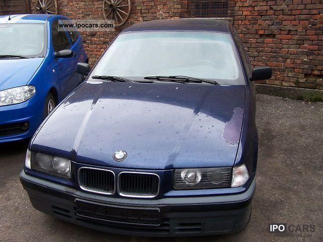 1992 BMW  316i Limousine Used vehicle photo