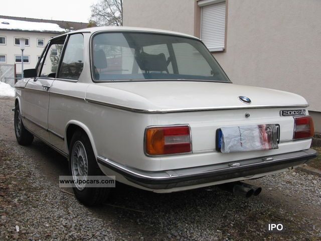 1973 BMW  2002 tii luxury Limousine Used vehicle photo