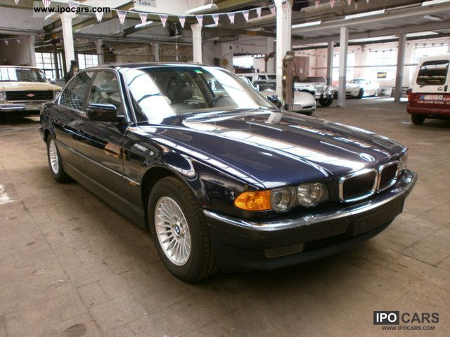 1999 bmw 728i facelift gas installation cleaning origin zustand car photo and specs. Black Bedroom Furniture Sets. Home Design Ideas