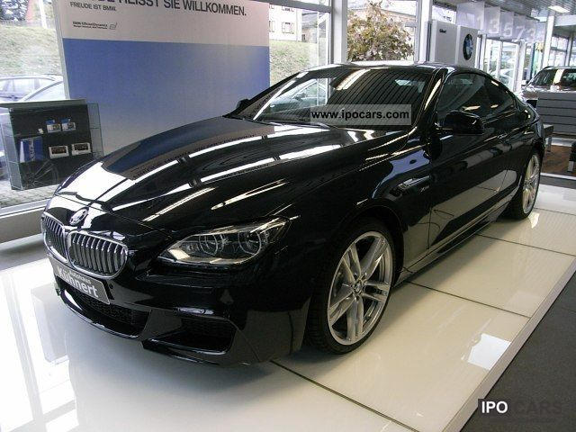 2017 Bmw 650i Xdrive Coupe M Sports Package Heater Car