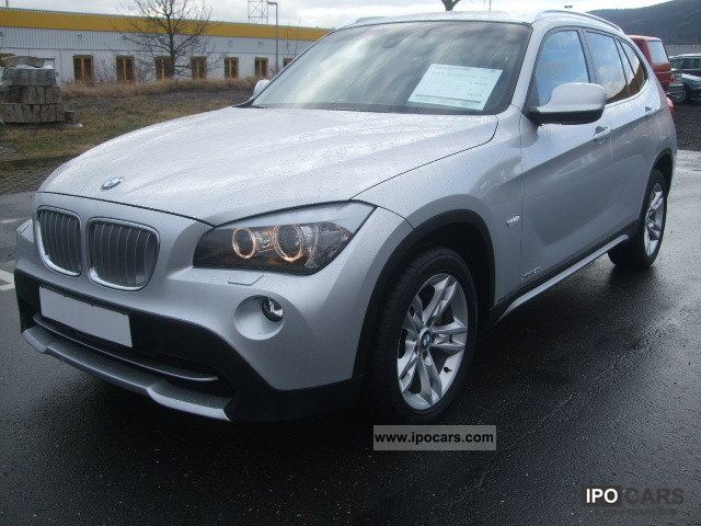 2009 BMW  X1 xDrive23d Navi Professor / X Line/Kamera/1. Hand Off-road Vehicle/Pickup Truck Used vehicle photo