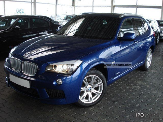 2011 BMW  X1 xDrive28i / / / M Sportpaket/AHK/1. Hand Off-road Vehicle/Pickup Truck Used vehicle photo