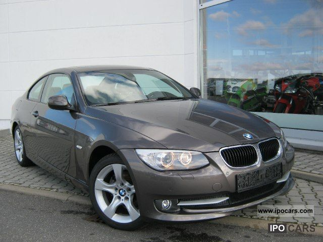 2010 BMW  320i Coupe Navi Prof. / SHD / USB / cruise control Sports car/Coupe Used vehicle photo