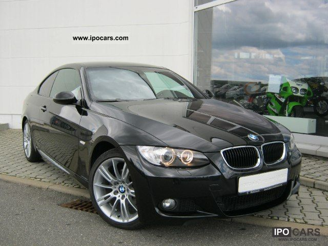2009 BMW  320i Coupe / / / M Sports Package / 1 Hand Sports car/Coupe Used vehicle photo