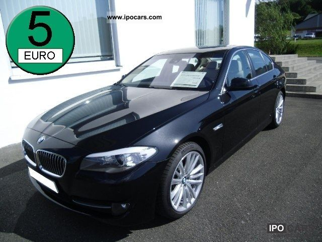 2010 BMW  525d Saloon + + SRP 70 500 no rental car Limousine Used vehicle photo