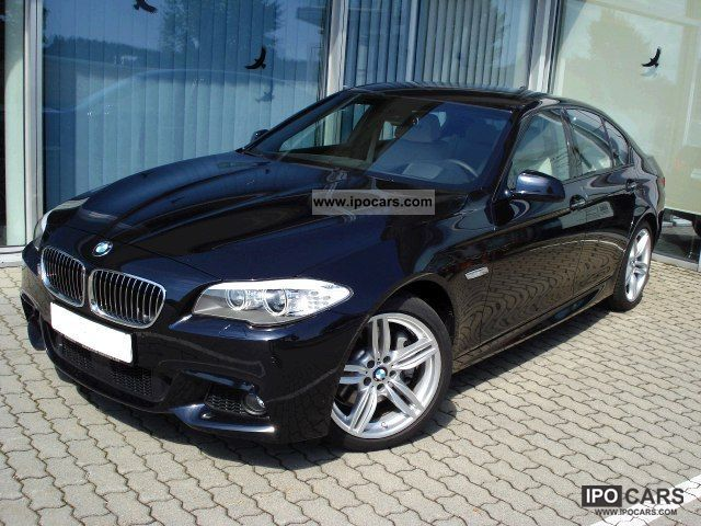 2011 BMW  525d Sedan / / / M Sports Package / Aktivlkg / Head-Up / Limousine Used vehicle photo