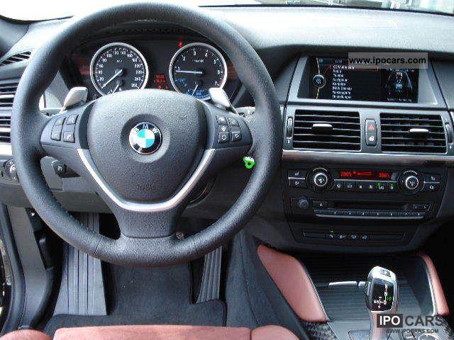 2010 Bmw X6 Activehybrid 50i Car Photo And Specs