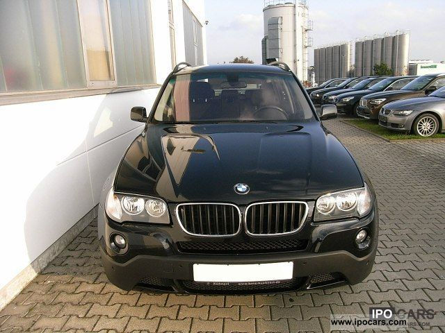 2007 bmw x3 xdrive20d 130kw comfort package plus car photo and specs. Black Bedroom Furniture Sets. Home Design Ideas
