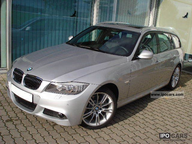 2010 BMW  330d xDrive Touring / / / M Sports Package / APC / ACC Estate Car Used vehicle photo