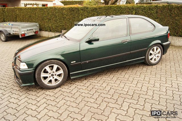 1999 Bmw Compact 323ti M Sport Edition Package Air