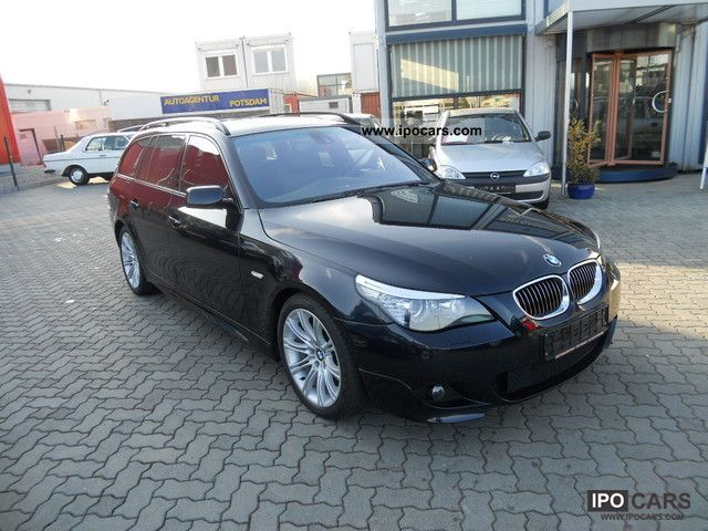 2008 BMW  530d Touring Sport-Aut. Sports Edition Estate Car Used vehicle photo
