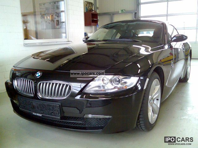 2006 BMW  Z4 Coupe 3.0si 1.Hand * / with warranty / 24031 km * Sports car/Coupe Used vehicle photo