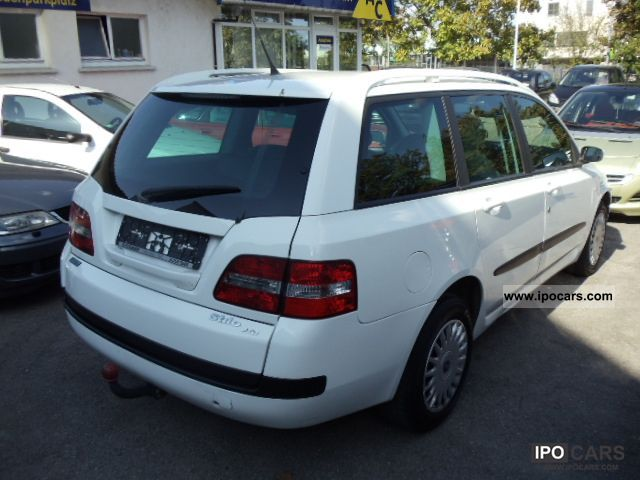 2005 fiat stilo multi wagon 1 9 jtd 115 from 1 hand car photo and specs. Black Bedroom Furniture Sets. Home Design Ideas
